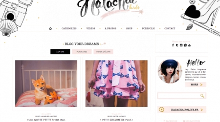 Natacha Birds : Blog mode et lifestyle